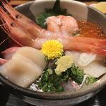 うおとら - 海鮮丼ランチ