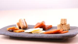 手打蕎麦 あすなろ - チーズ