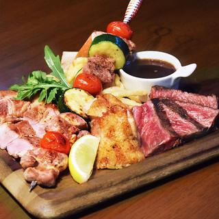 サルヴァトーレクオモの肉フェア「MEATLOVE」!