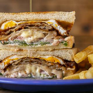 たくさんのハンバーガーからお好みの一品を選ぶ楽しみを♪