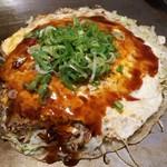 喃風 - 広島焼、えび