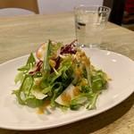 TIKU- - セットの野菜サラダ