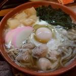 花千里 - 料理写真:鍋焼きそば