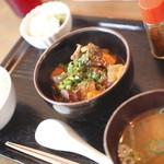 どいちゃん - 牛すじ煮込みの定食