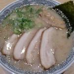 11881605 - 2012年02月15日とんこつチャーシュー麺・白醤