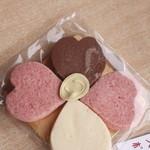Chocolat Chic 南青山 - 葛粉のチョコクッキー
