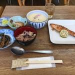 喫茶 わかたけ - 料理写真:本日の日替わり550円
