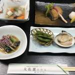 大佐渡 たむら - 料理写真: