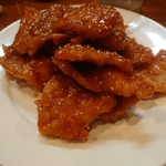 昇陽 - 料理写真:・鍋包肉 900円(税別)