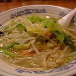 和人餃子房 銀座 俵屋 - タン麺