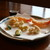 天ぷら 松 - 雲子、銀杏、車海老の天ぷら