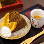 浅草豆花大王 - マーラーカオ台湾茶セット
