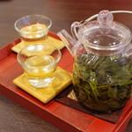 浅草豆花大王 - 台湾茶(阿里山)