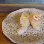 紀文寿司 - 鮃、カワハギ