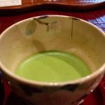 茶三楽 - 辻さんの抹茶