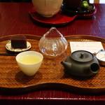 茶三楽 - 吉牟田さんの釜炒り茶