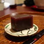 茶三楽 - 羊羹
