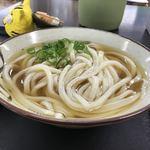 麺八 - ひやかけ小270円(税込)