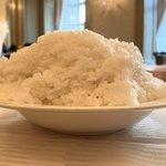 ホテルモントレ赤坂 - 「白飯」「白飯」に関しては、計量を 1杯目 にはしなかったので、2杯目 の総重量(実測値)622g × 2杯 を掲載しておこうと思うが、この 1.2kg と言う数字は、およそ 3合半に当たり、結構な重量ではある。