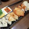 tachinomihambunko - 料理写真:錬り天の盛り合わせ