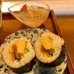118846103 - 太巻き寿司 デザートスイーツ