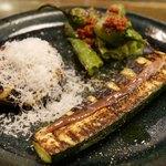GRILL HIRO - おまかせ野菜三種