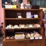 cafe gotoo - マフィンなども販売しています
