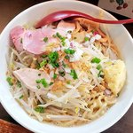 麺屋KAZU-G - 料理写真: