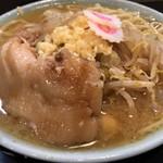 自家製麺 No11 - ラーメン