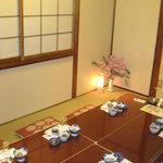 鈴松 - 2F/お座敷・8名様まで可。 個室です!