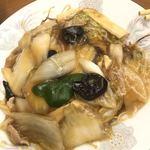 ぎをん森幸 - 揚州麺