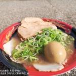 豚の骨 - 松戸の奇跡✨煮干豚骨ラーメン