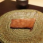 焼肉 強小亭 - 三角バラ