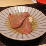 焼肉 強小亭 - ざぶとん蛤出汁しゃぶ