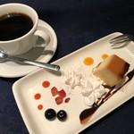 銀座イタリアン Fabi's  - コーヒー&デザート