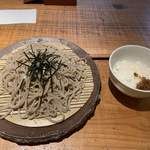そば尾形 - 料理写真: