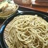 蓬 - 料理写真:「天ざる蕎麦」①