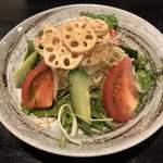 波平食堂 - 波平サラダ