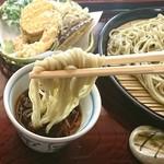 蓬 - 「天ざる蕎麦」②