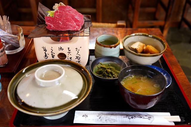 喫茶 今昔 きっさこんじゃく 白川村その他 そば 食べログ