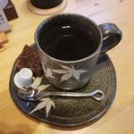 山小屋 佐藤 - 山小屋コーヒー2019.10.29