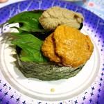 函館 函太郎 - 蟹味噌ロブスター