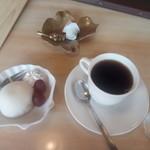 118859573 - ランチコーヒーは200円