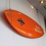 ファーストキッチン - サーフボード
