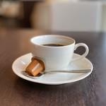 サンモリッツ - ブレンドコーヒー