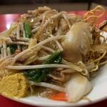 香華楼 - 料理写真:かたやきそば