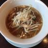 來庵 - 料理写真:ラーメン (醤油)