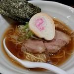 らぁ麺 clover - 料理写真: