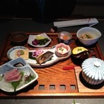 和食処 深川亭 - 料理写真:ランチ1500円
