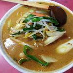 11887561 - 坦々麺(辛いスープそば)